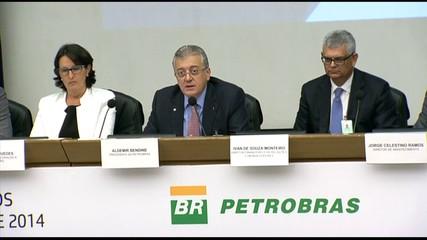 Divulgacao Resultados da Petrobras