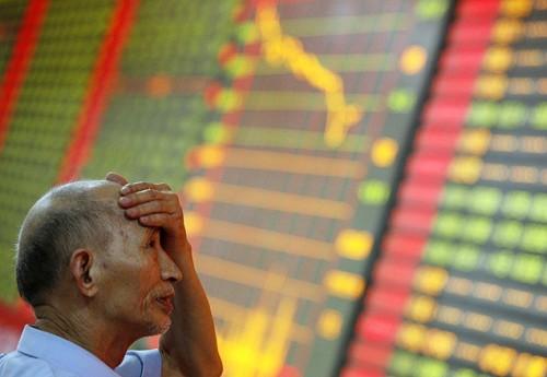 bolha na China
