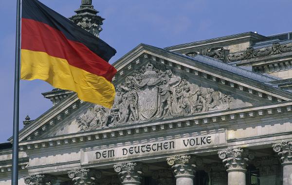 Berlin, Reichstagsgebaeude / Foto - Berlin / Reichstag / Photo - Berlin (Allemagne) / Batiment du Reichst