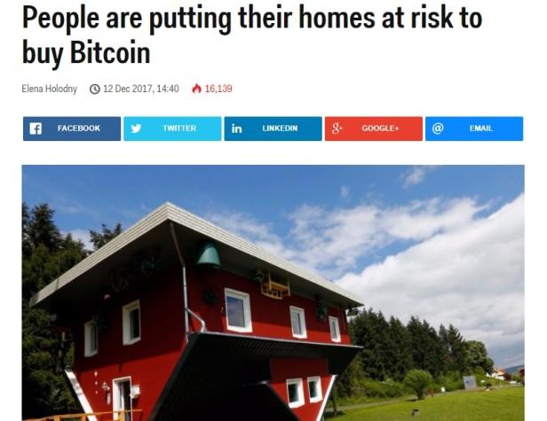 Casas Bitcoin