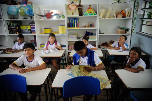 Educacao Financeira no Brasil